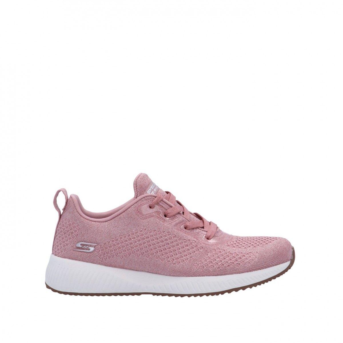 Skechers Sneaker Rosa Gomma...