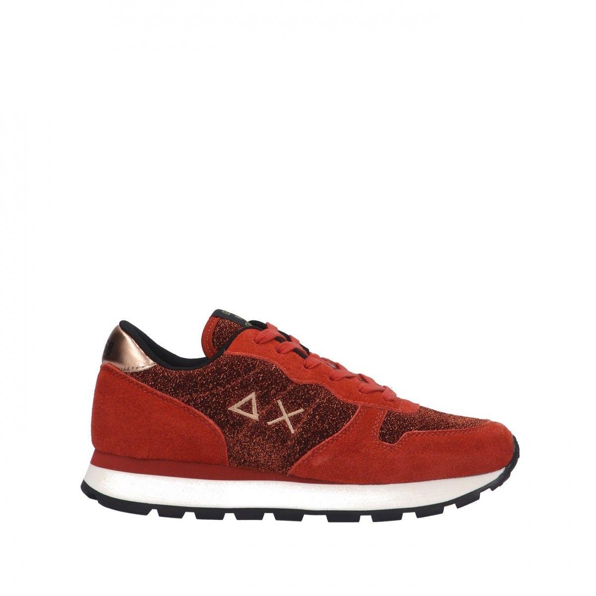 Sun68 Sneaker Rust Gomma...