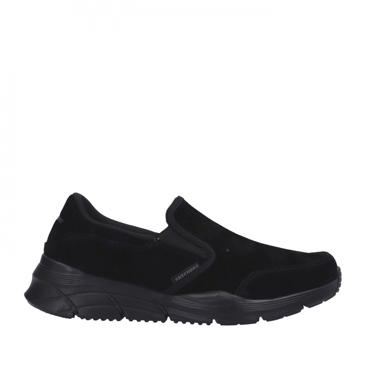 Skechers Slip on Nero Gomma...