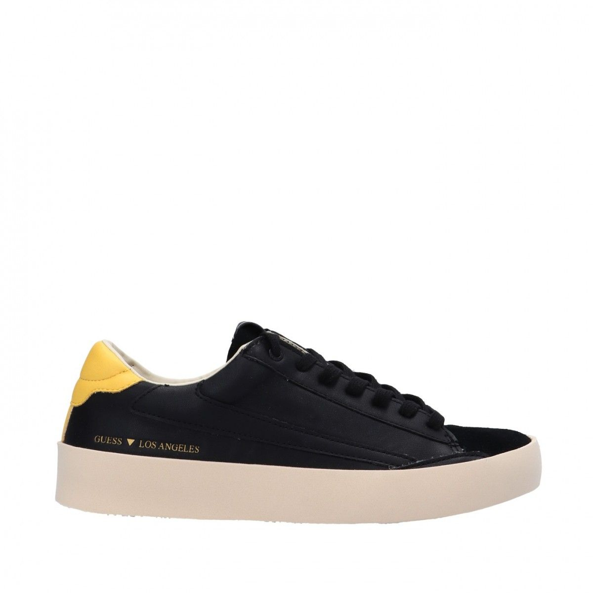 Guess Sneaker Nero/giallo...