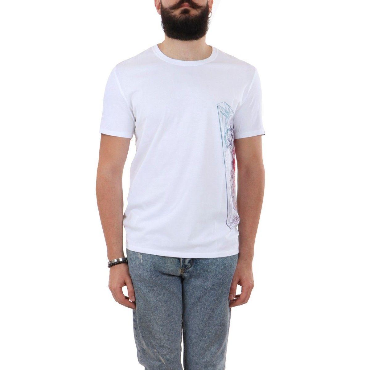 Guess T-shirt Bianco...