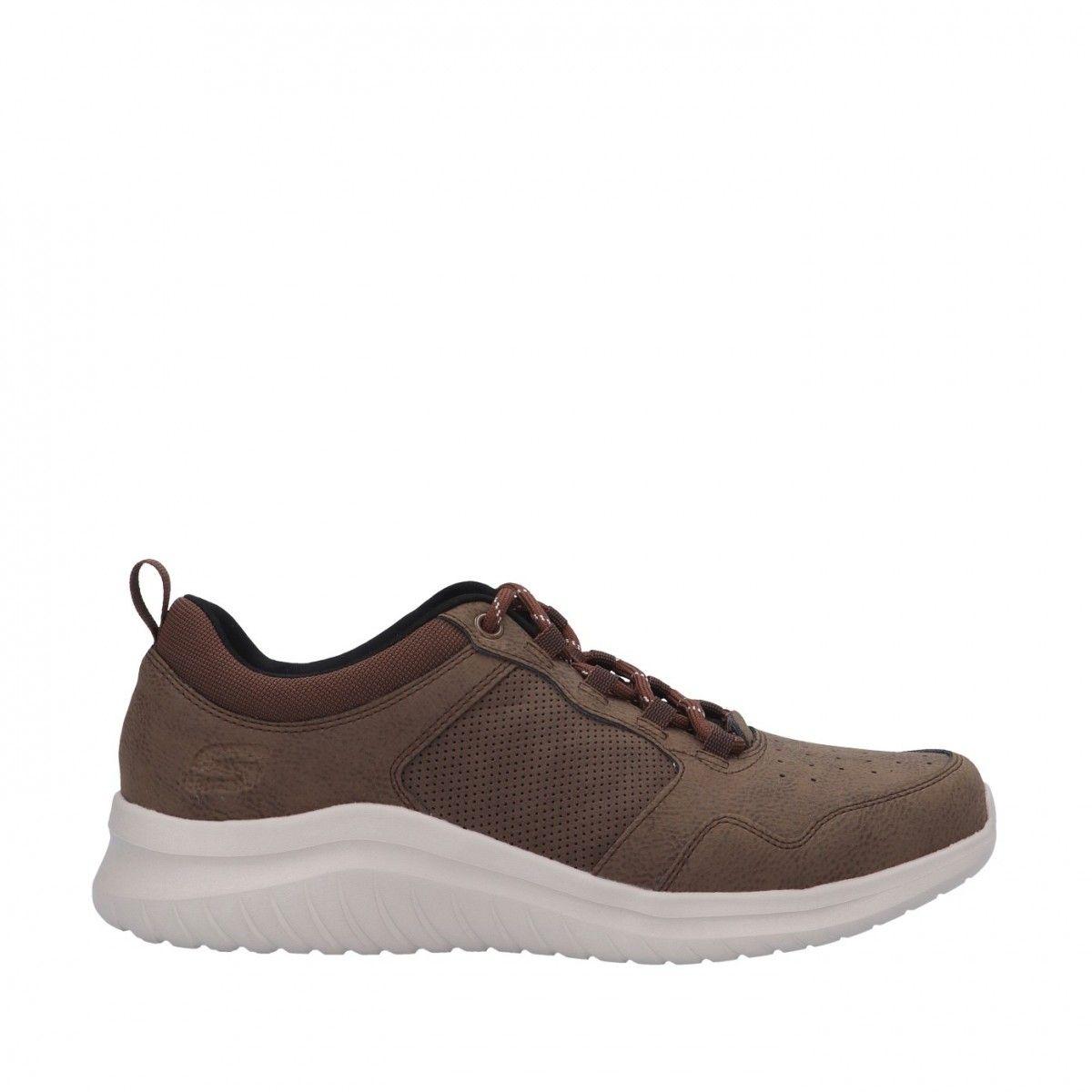 Skechers Sneaker Cioccolato...