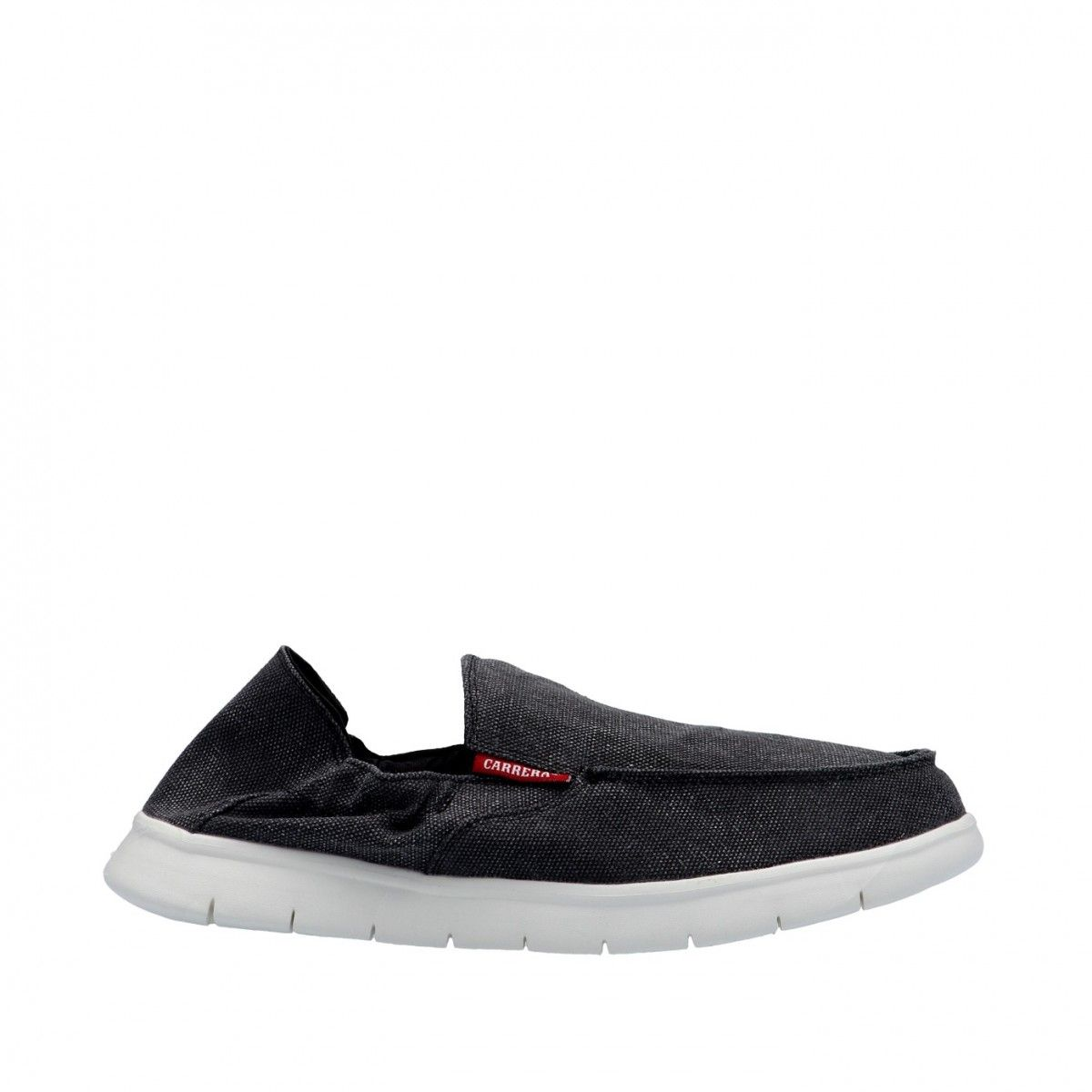 Carrera Slip on Nero Gomma...