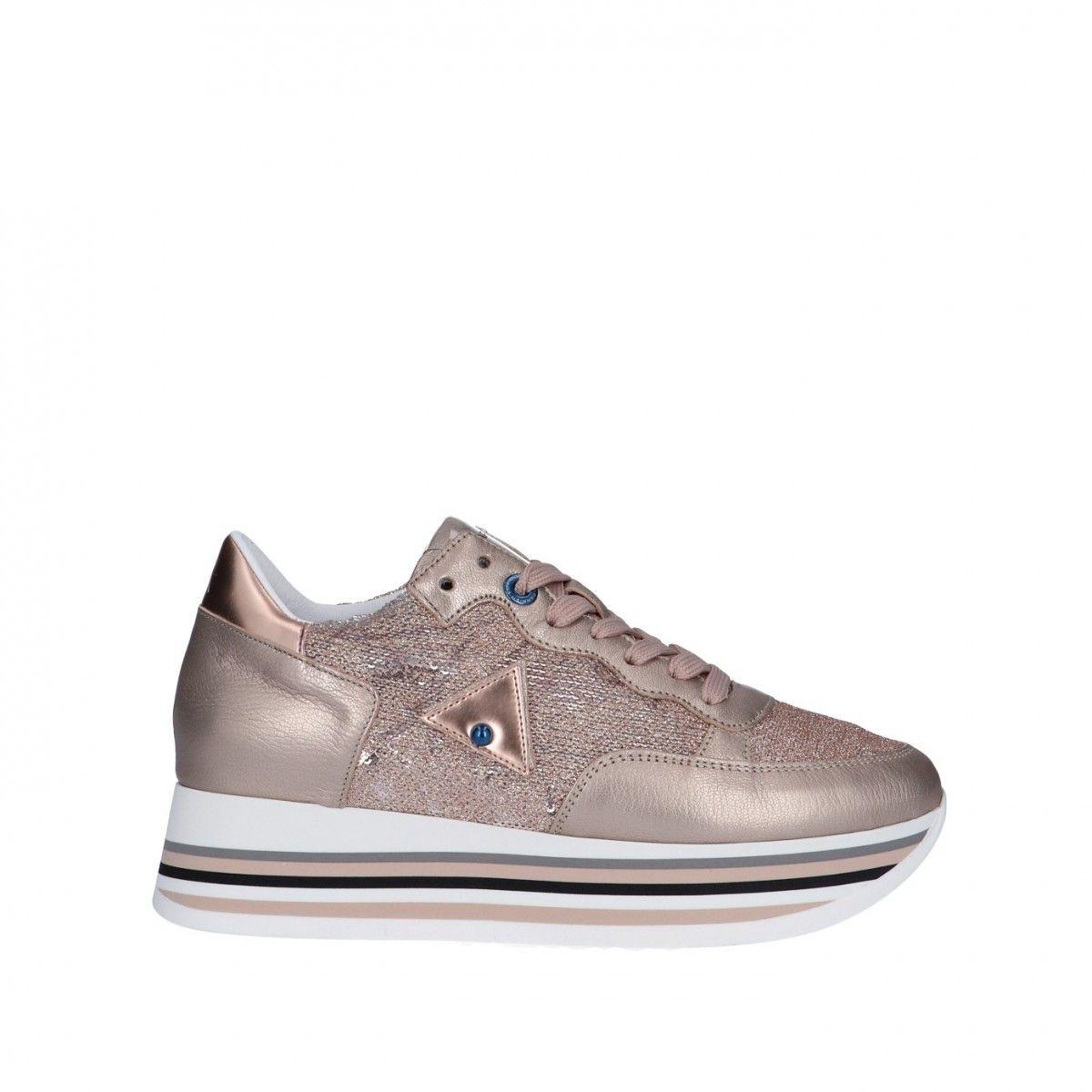 Ed parrish Sneaker Rosa...