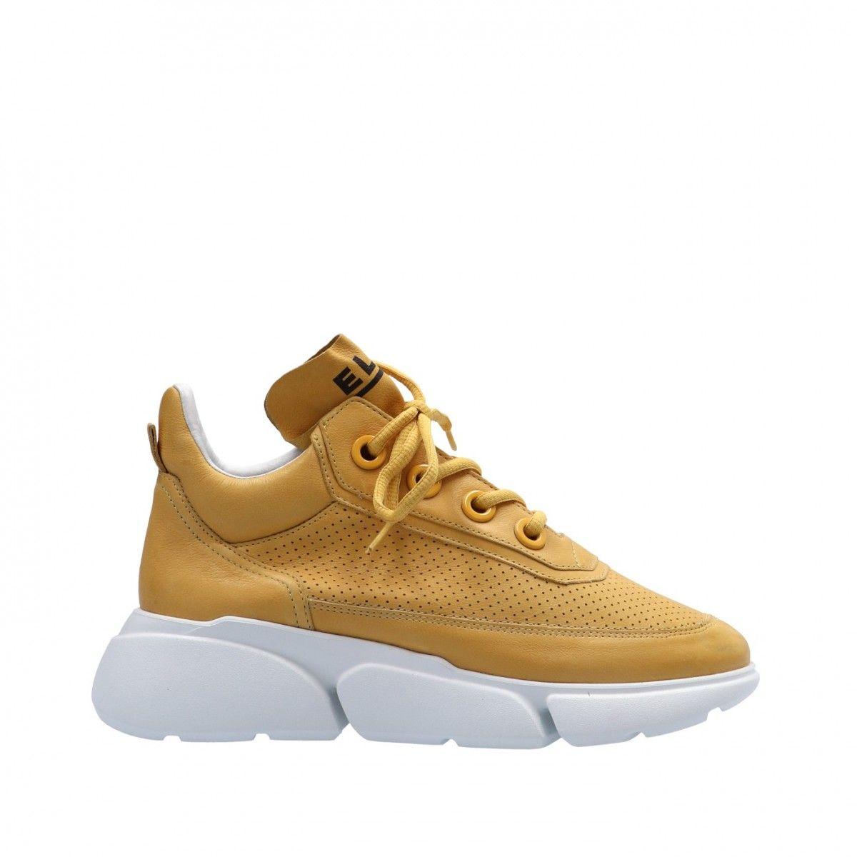 Elvio zanon Sneaker Ocra...