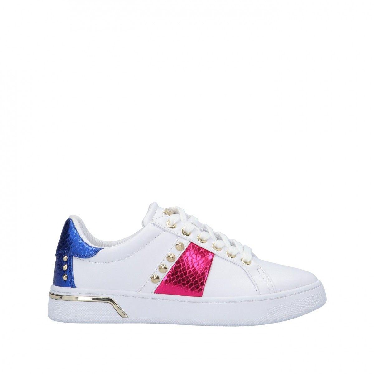 Guess Sneaker Bianco Gomma...