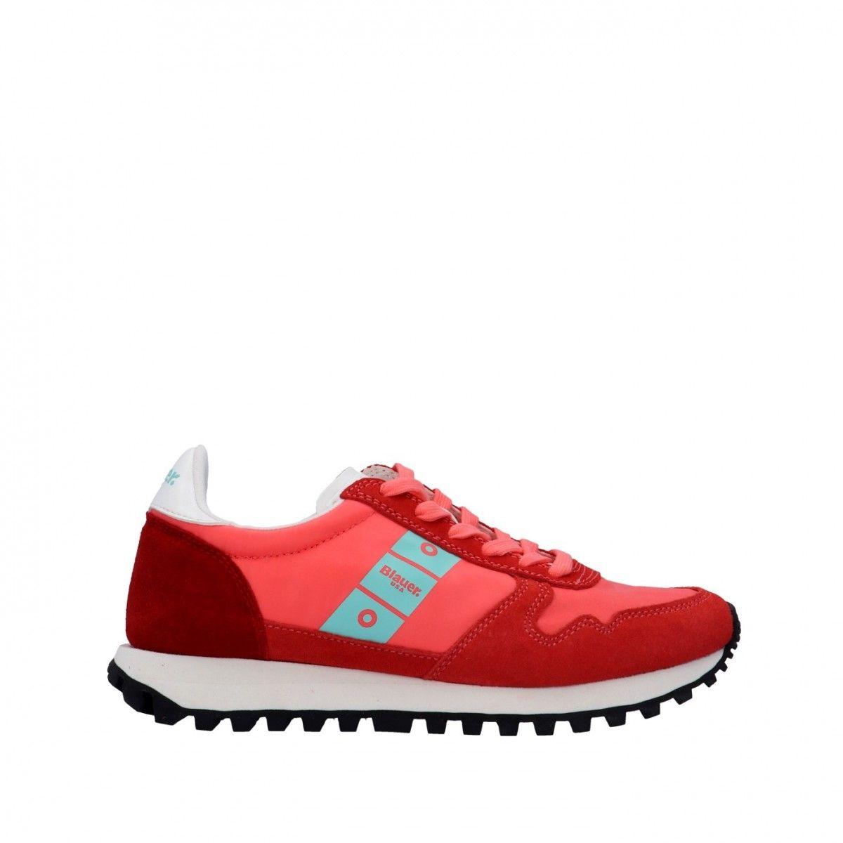 Blauer Sneaker Corallo...