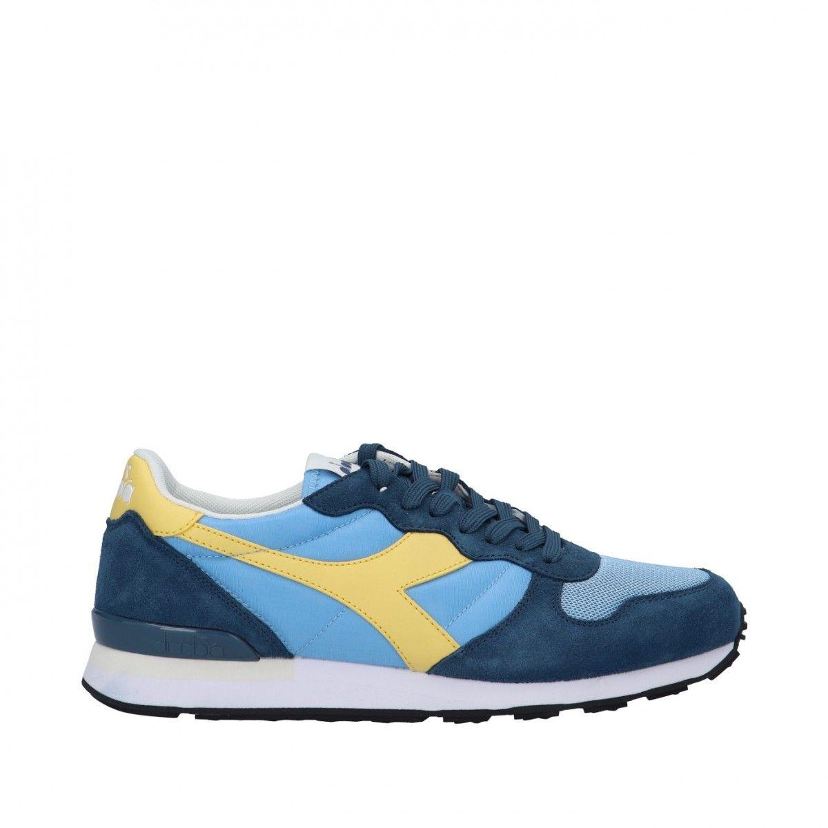 Diadora Sneaker Blu/oro...