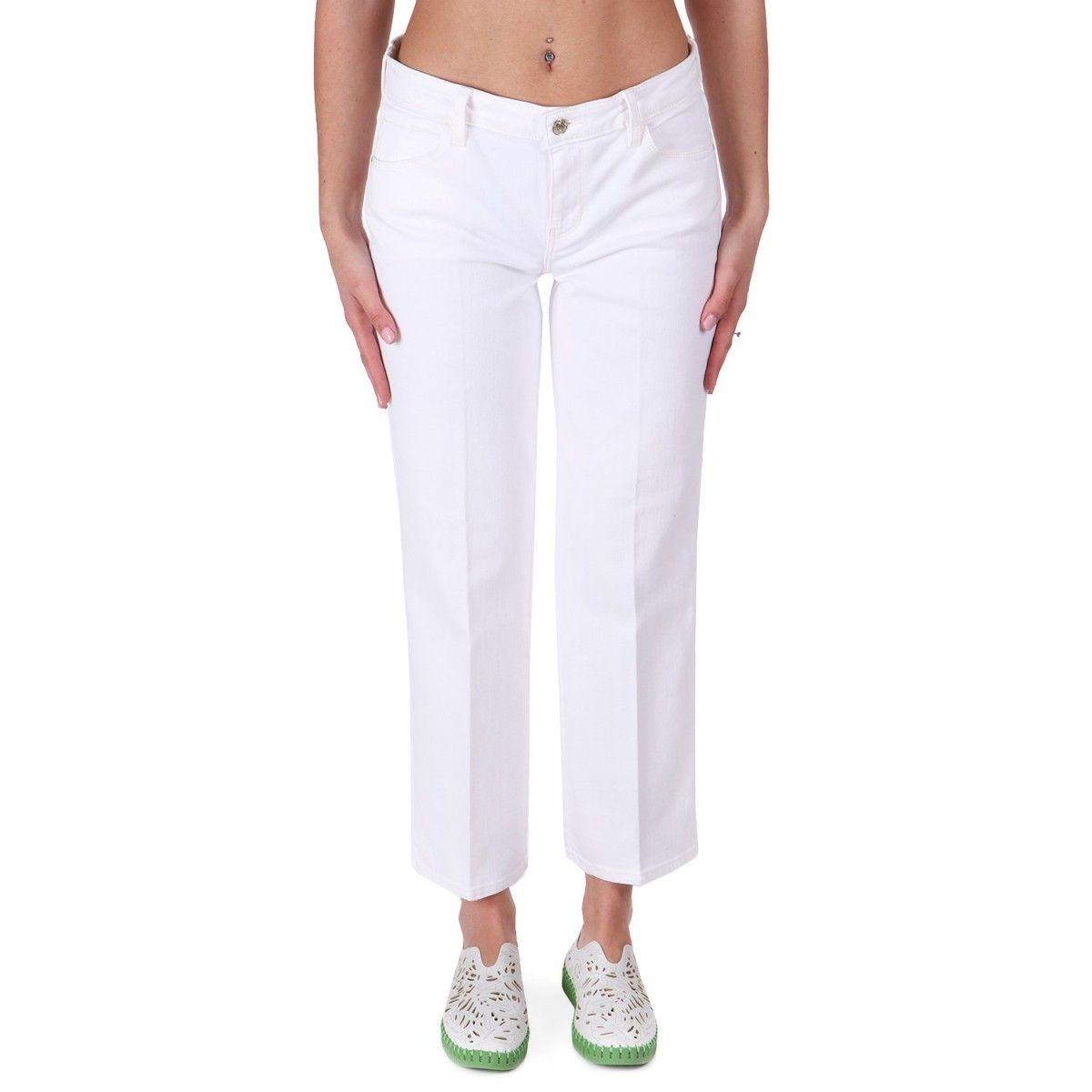 Guess Pantalone Bianco...