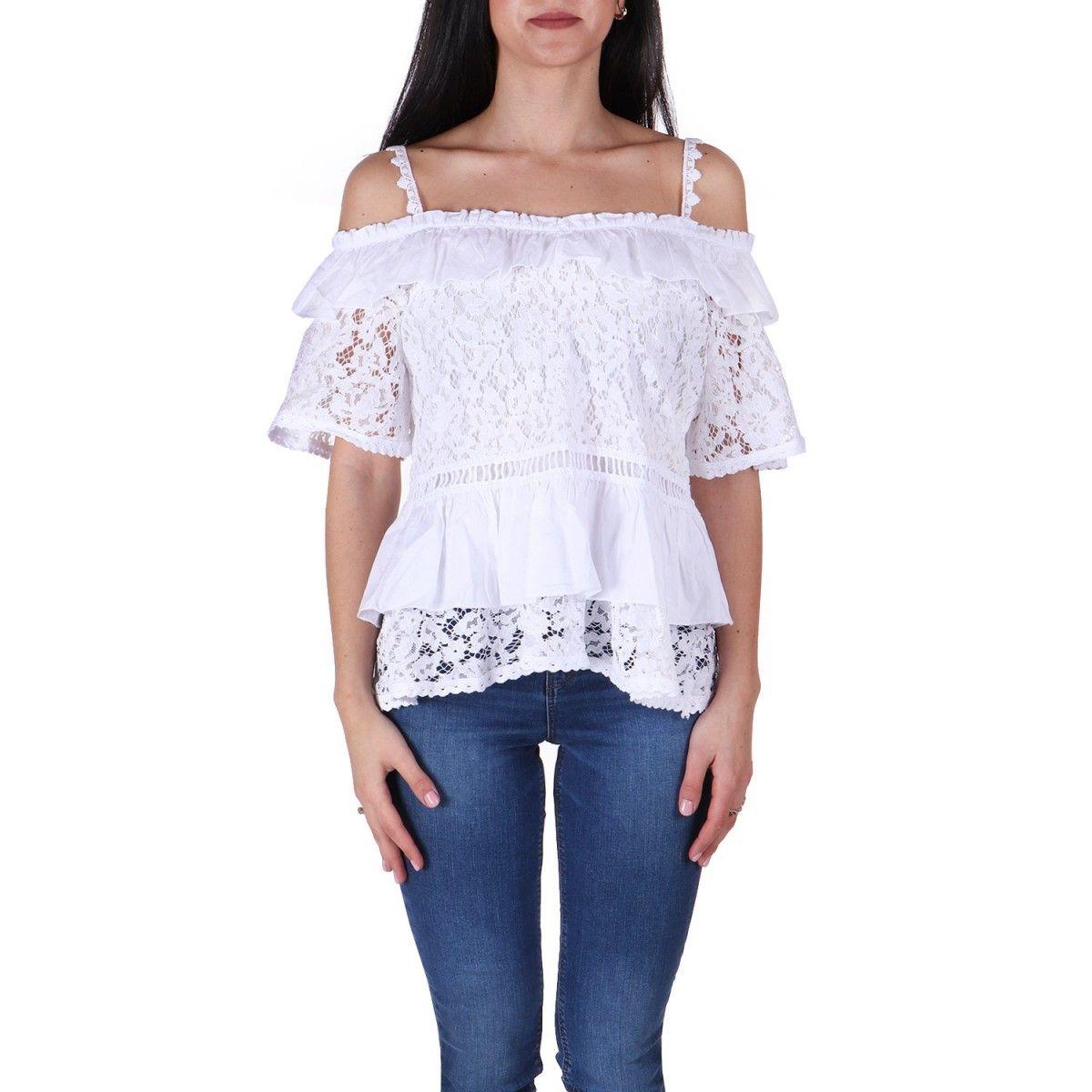 Guess Blusa Bianco...
