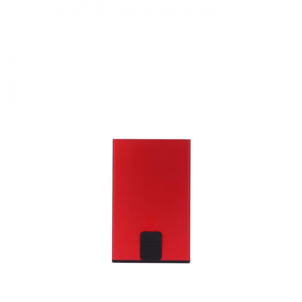 Samsonite Porta carte Rosso...