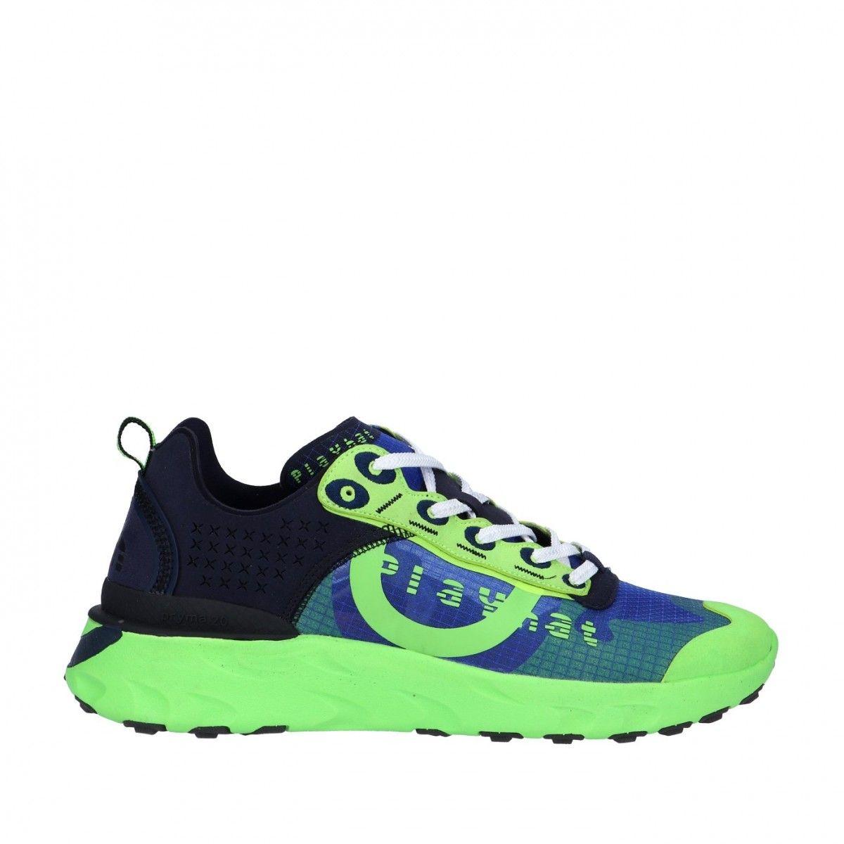 Playhat Sneaker Blu/verde...