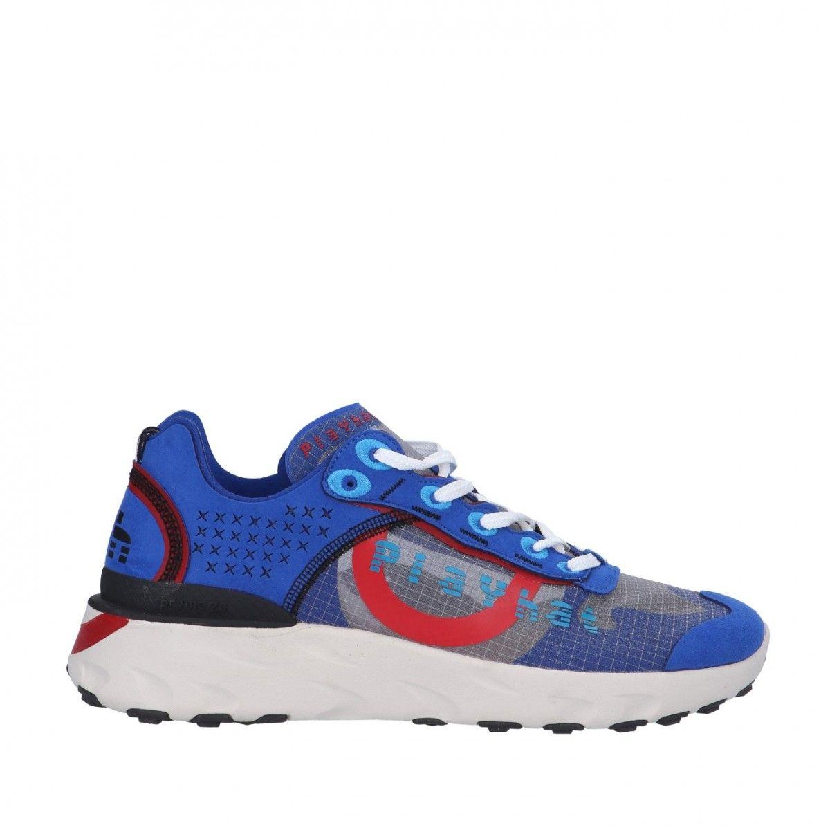 Playhat Sneaker Blu/rosso...