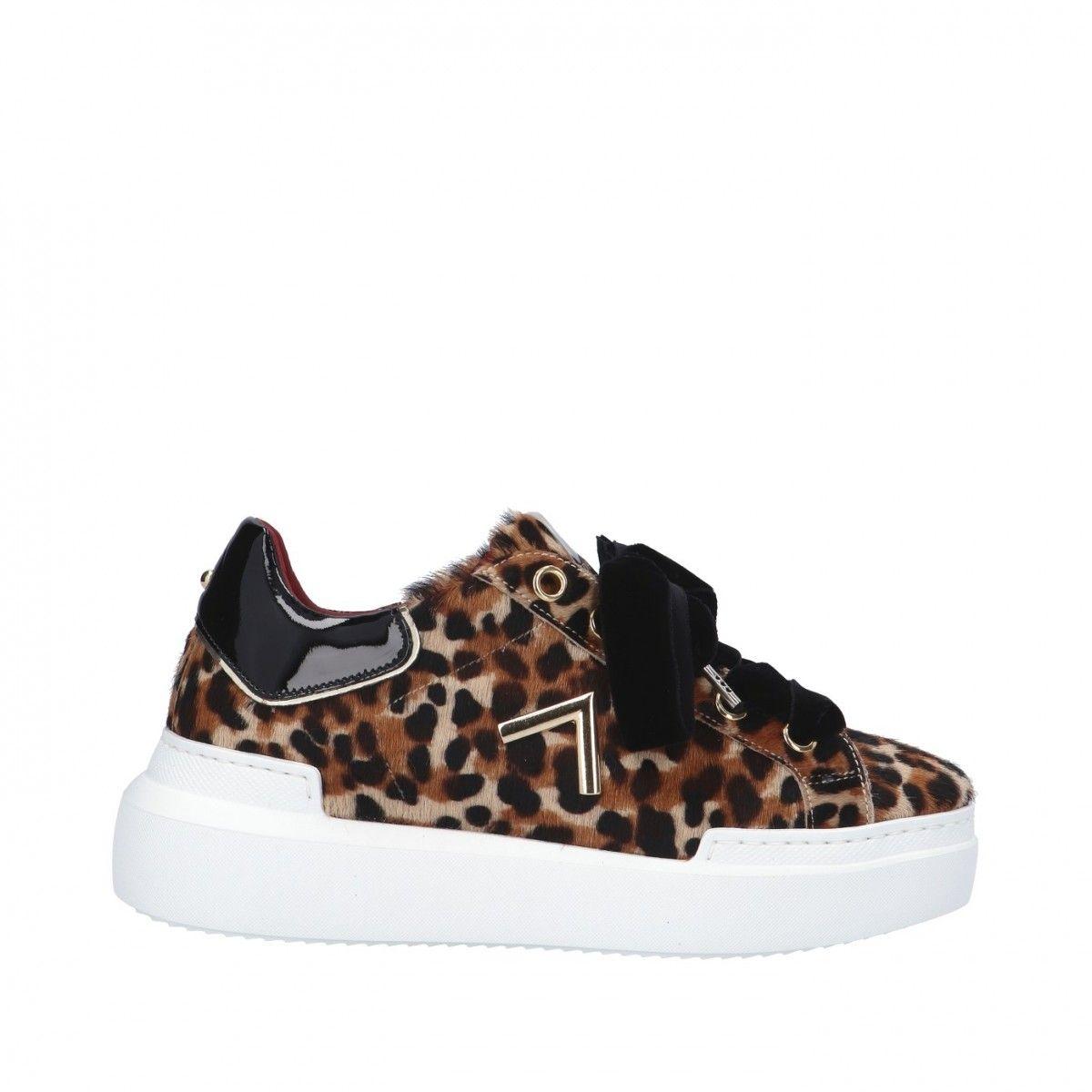 Ed parrish Sneaker Animalier Gomma CKLD-CL03