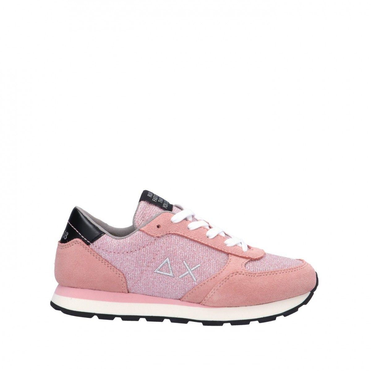 Sun68 Sneaker Rosa Gomma...
