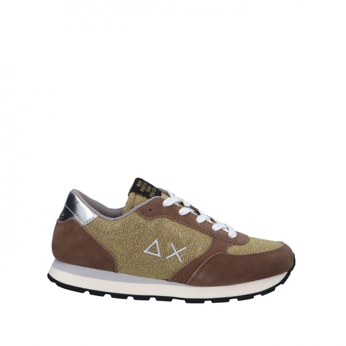 Sun68 Sneaker Oro Gomma Z41403