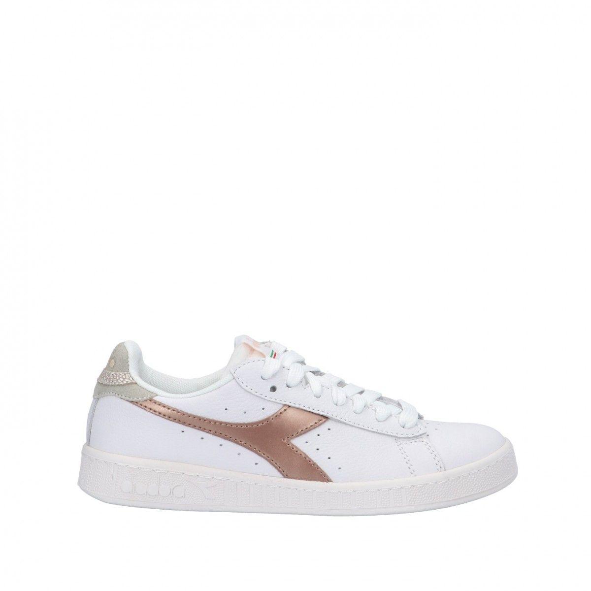 Diadora Sneaker Bianco/rame...