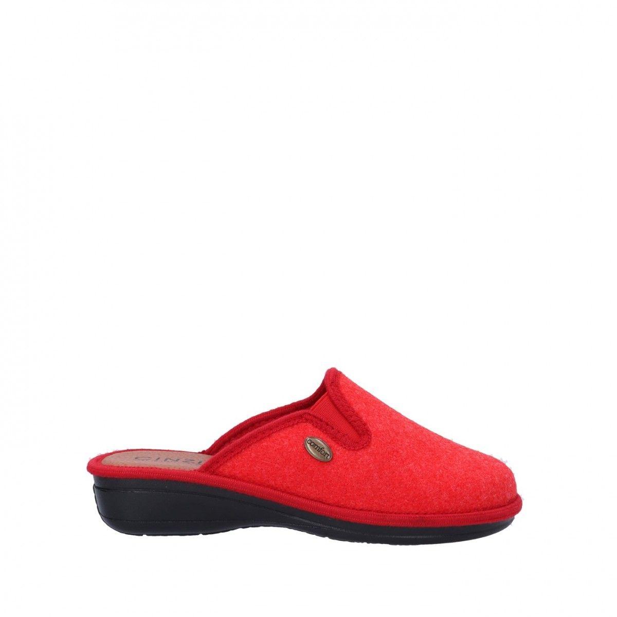 Cinzia soft Pantofola Rosso...