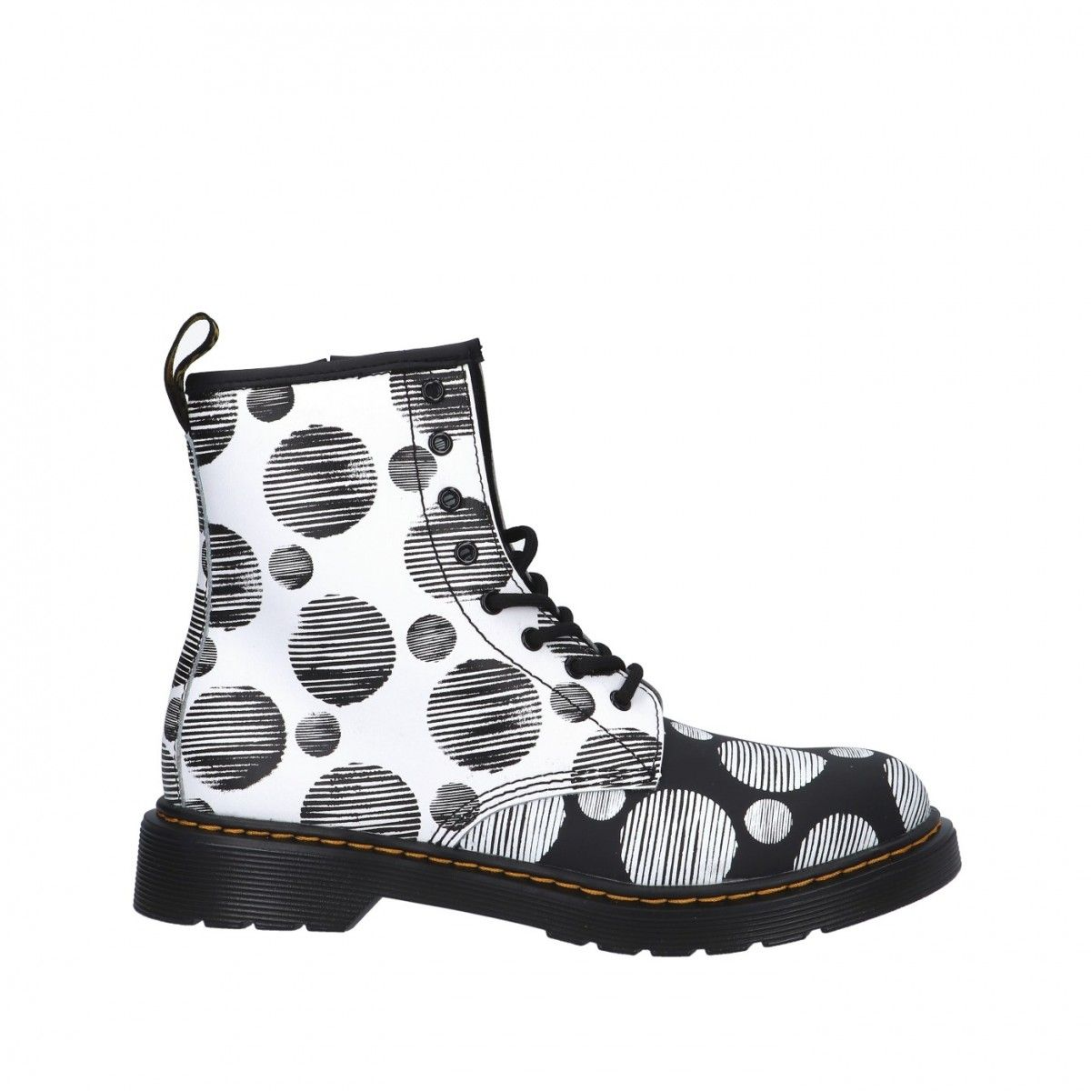 Dr. martens Anfibio Pois Gomma 27076009