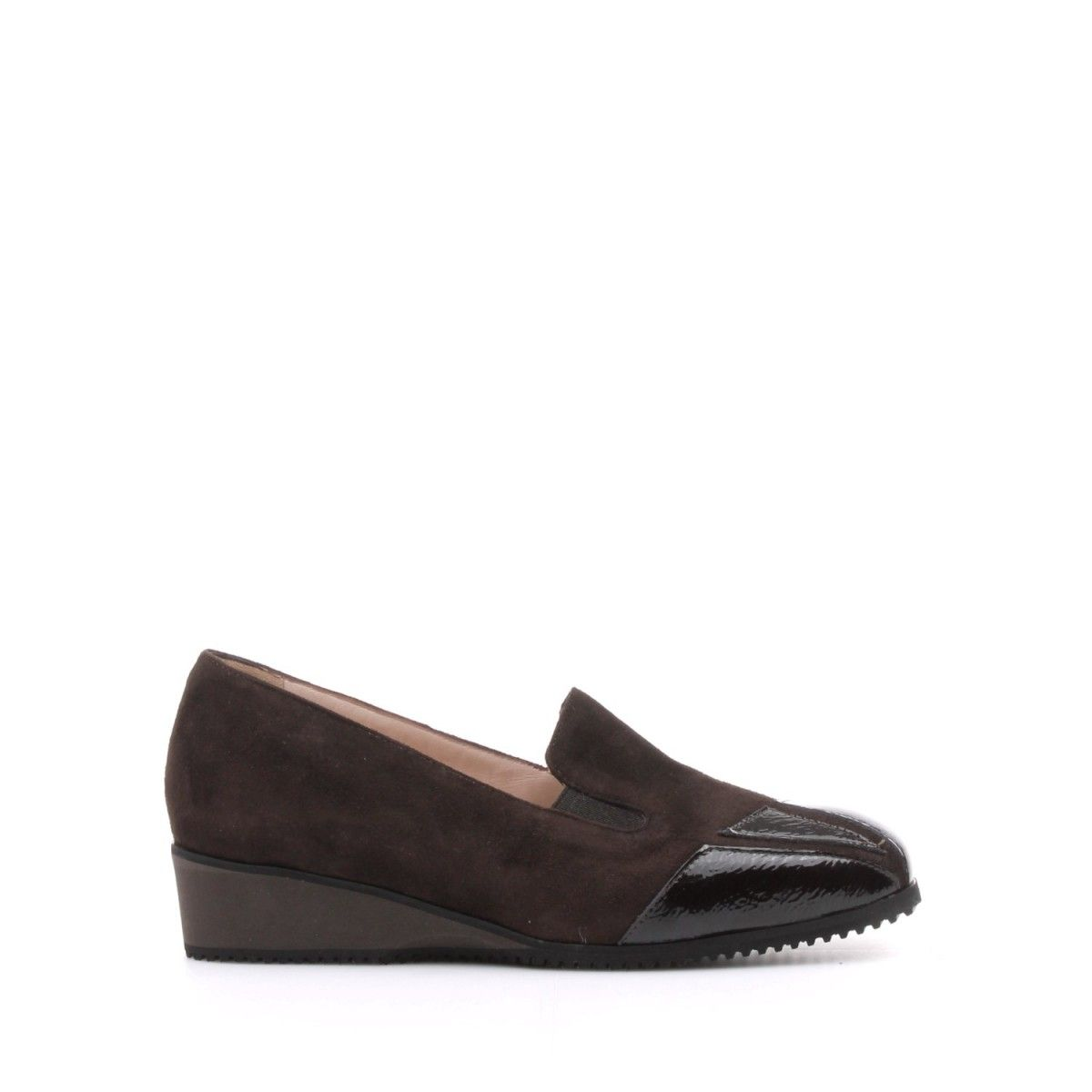 Cult - Kiss slip on 741 lace/leather/brush