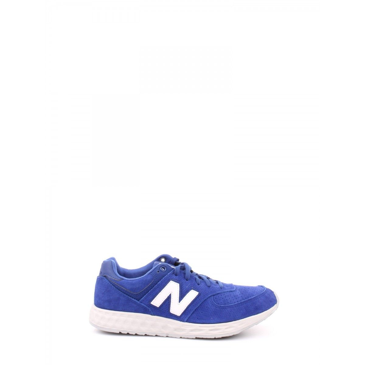 New balance - Leather/synthetic/mesh blue MFL574FE