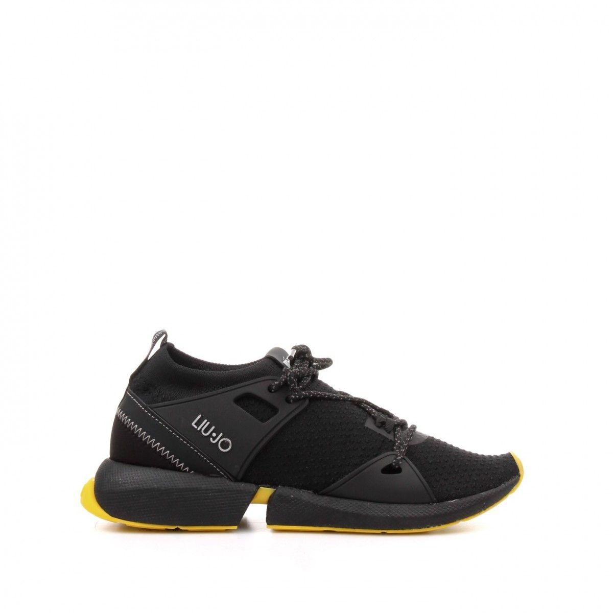 Liu jo Sneaker Nero Gomma...