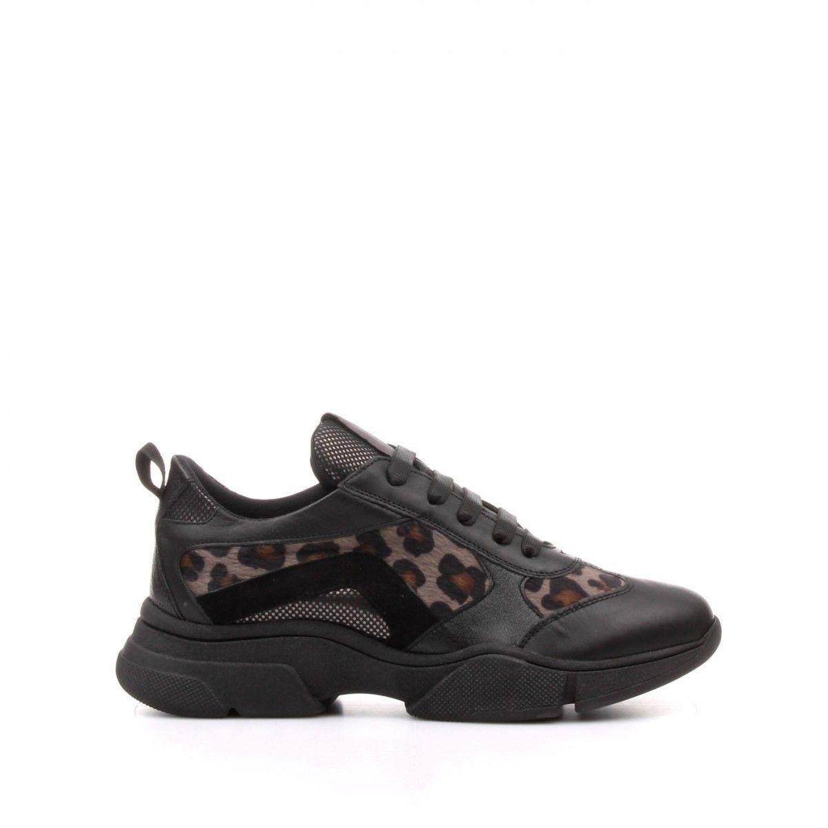 Melluso Sneaker Nero/grigio...
